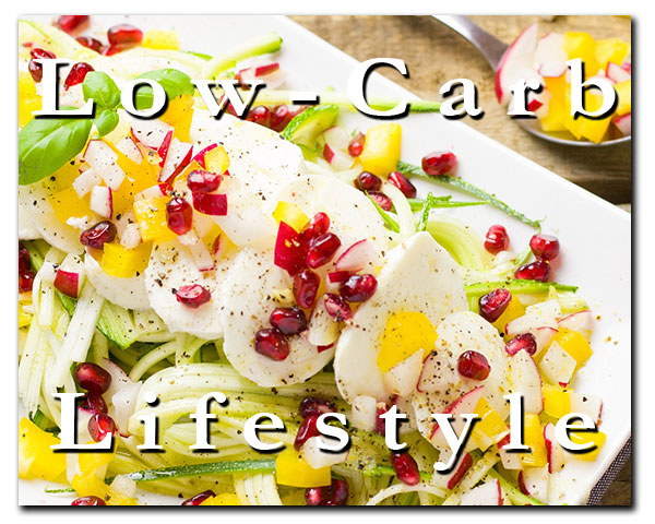 Low-Carb Lifestyle